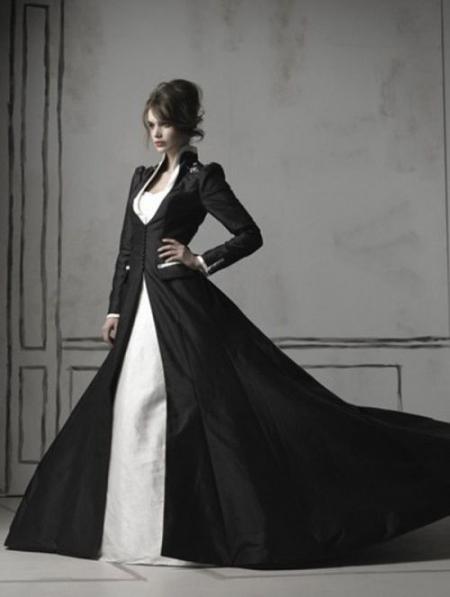 black and white wedding dress black white wedding dresses 20 PIMVOFD
