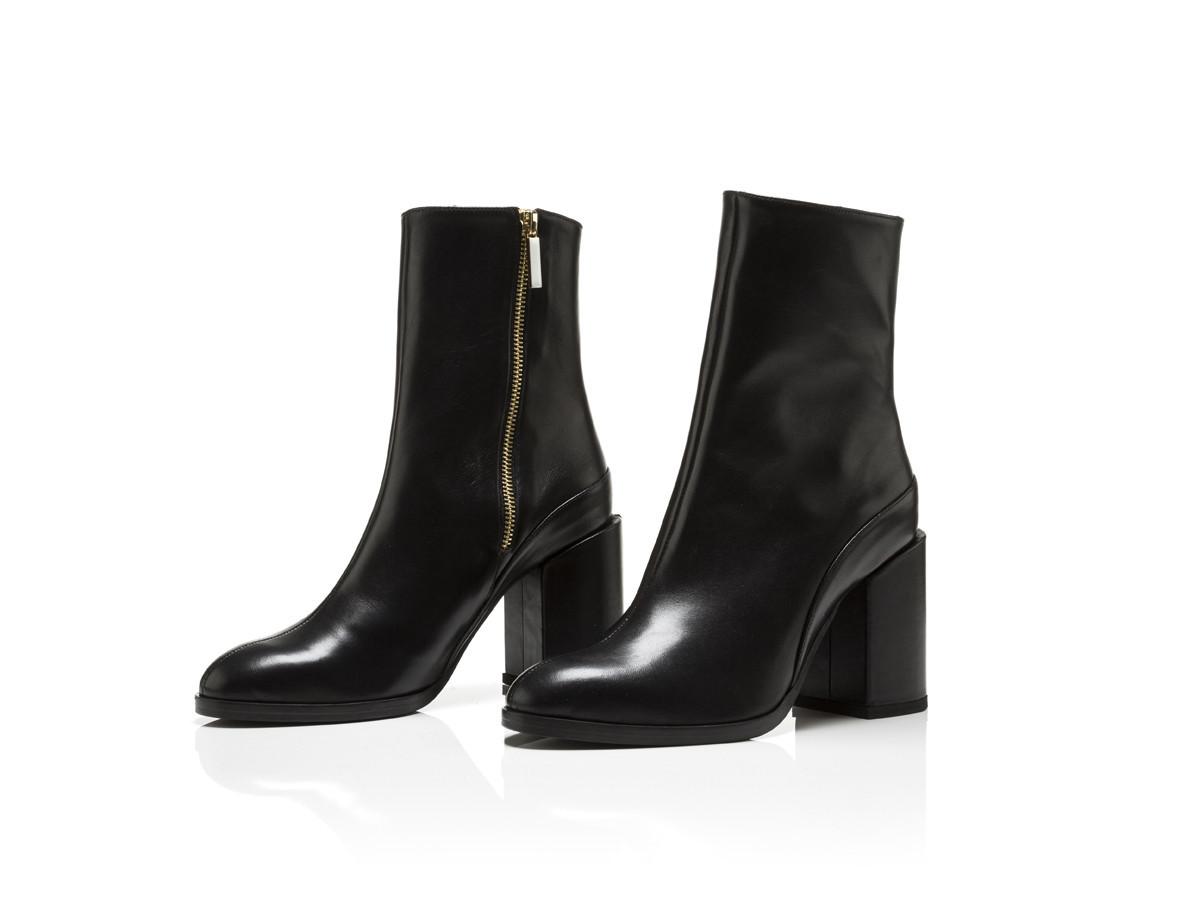 black boots spirit boots, black - dear frances ZFZCKVQ