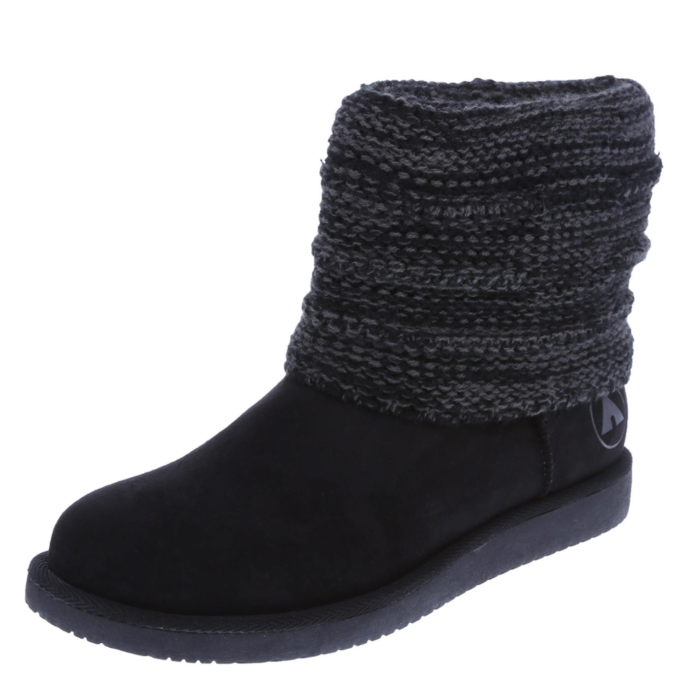 black boots womenu0027s naomi sweater cozy bootwomenu0027s naomi sweater cozy boot, black SIZEDBQ