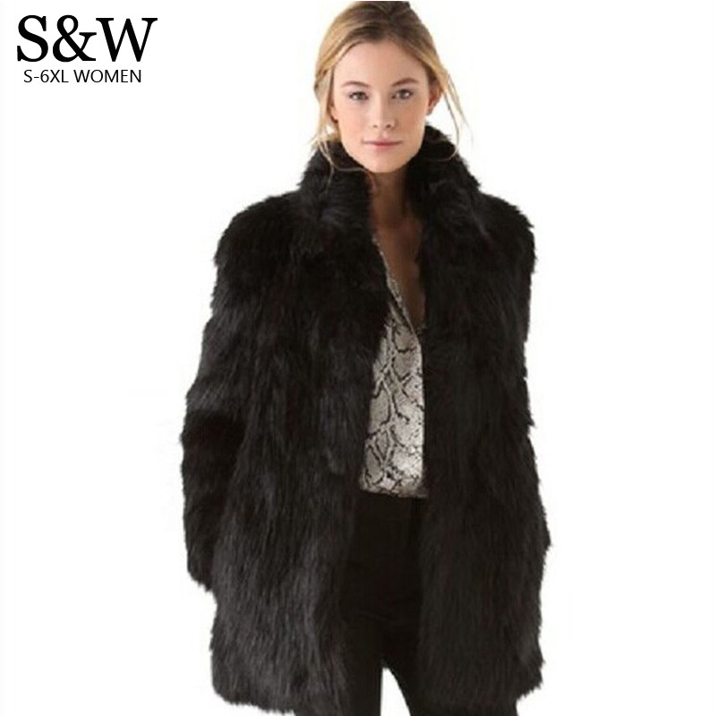 black fur coat cheap black faux fur coat UOTMSPK