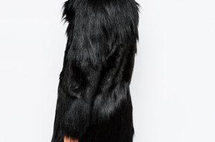 black fur coat gallery CTAVJRK