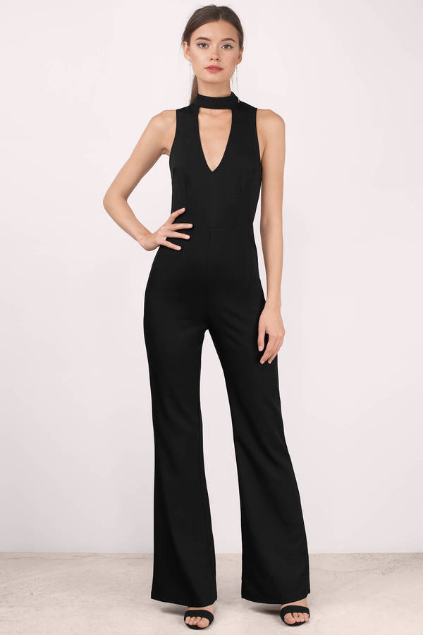 Black Jumpsuits final sale EJCJJRT