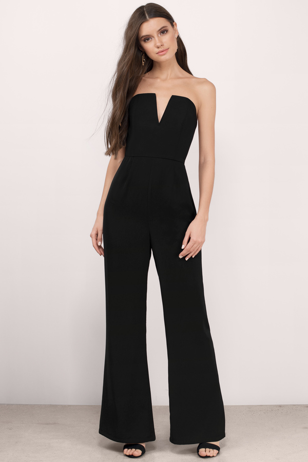 The most demanding and highly comfortable black jumpsuits