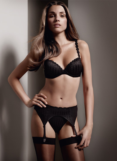 black lingerie sets re re JSCWEVE