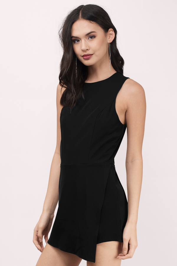 Facts about black romper