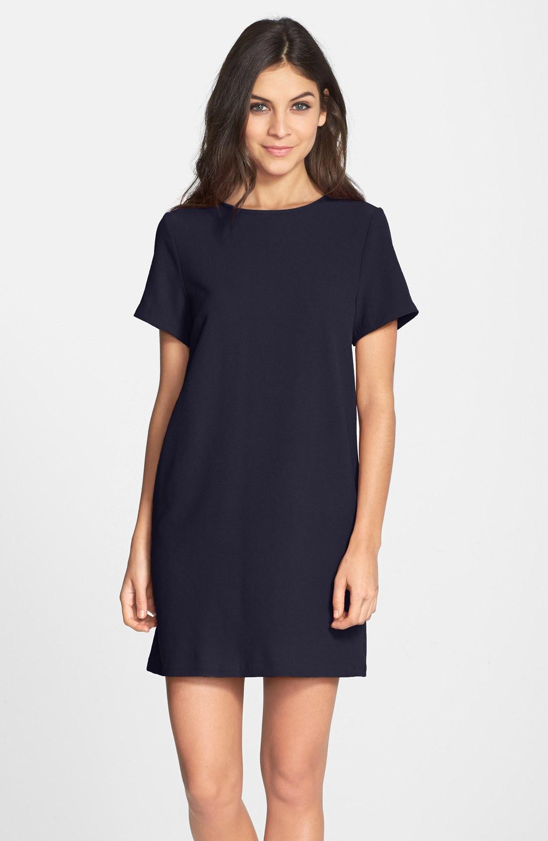 black shift dress womenu0027s black shift dresses | nordstrom VFTMIGA