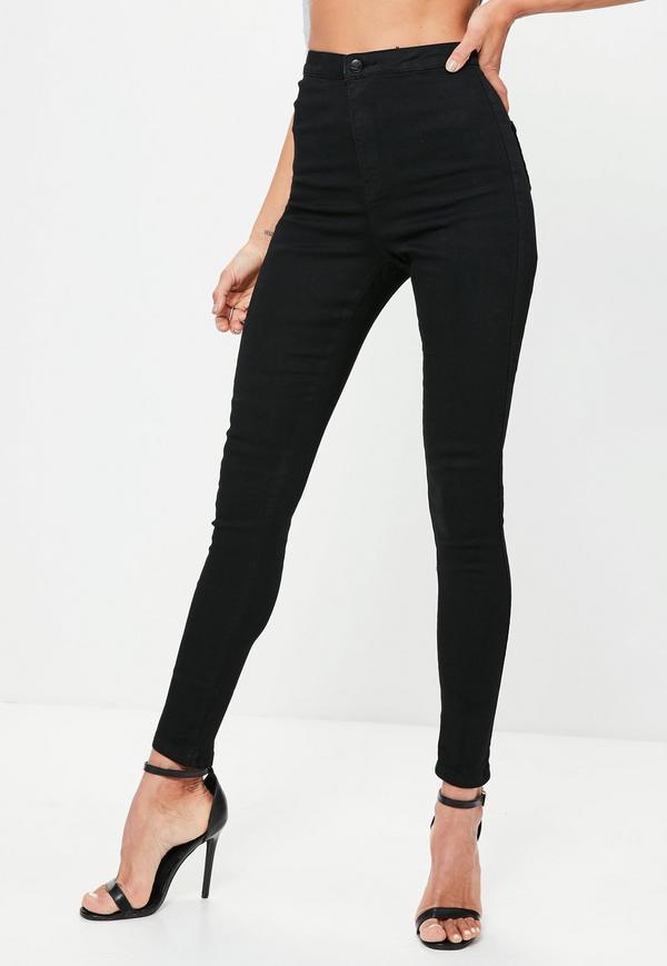 black skinny jeans black vice high waisted skinny jeans. $34.00. previous next UPXZQHB