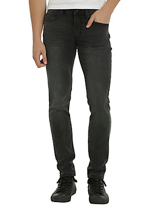 black skinny jeans product actions YLTWUZE