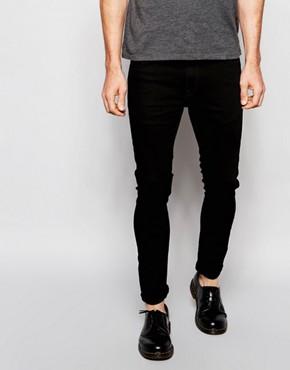 black skinny jeans river island skinny jeans in black CDODUME