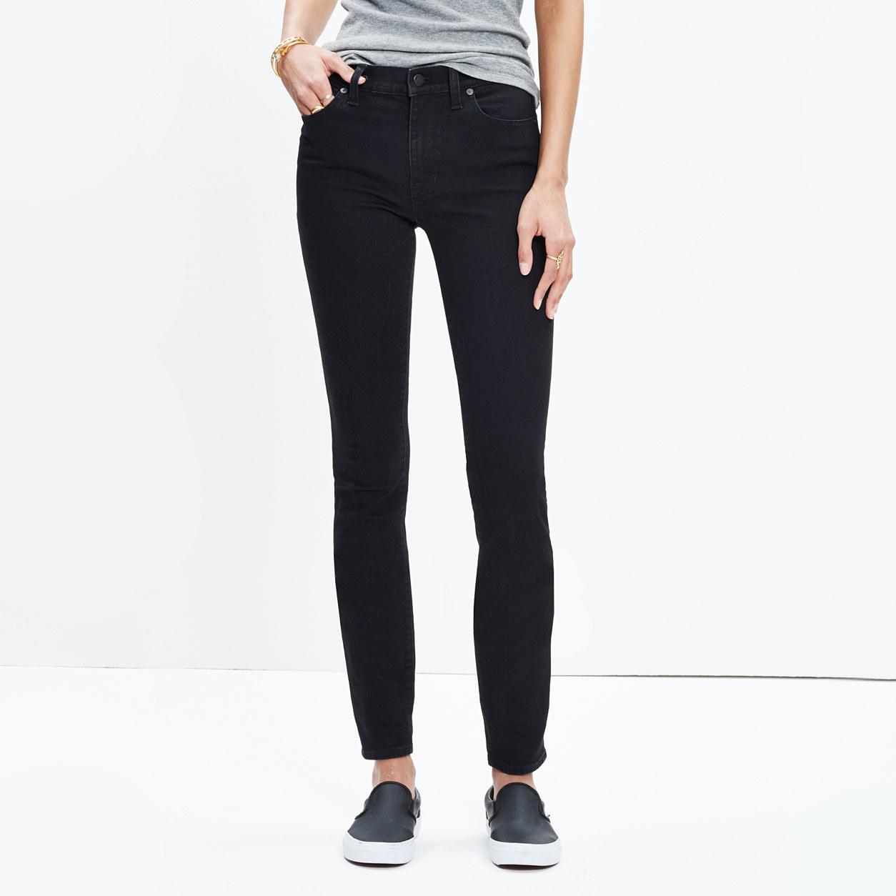 black skinny jeans tall 9 CINUGFD