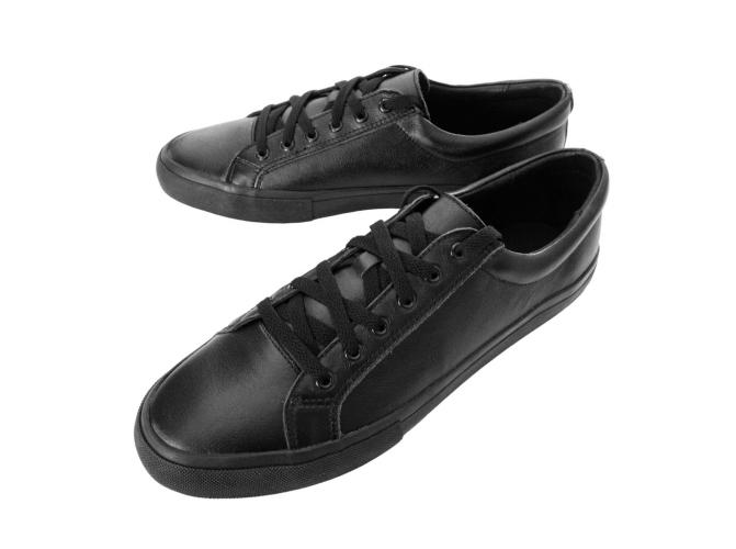 black sneakers sneaker benchgrade black TBHAHHI