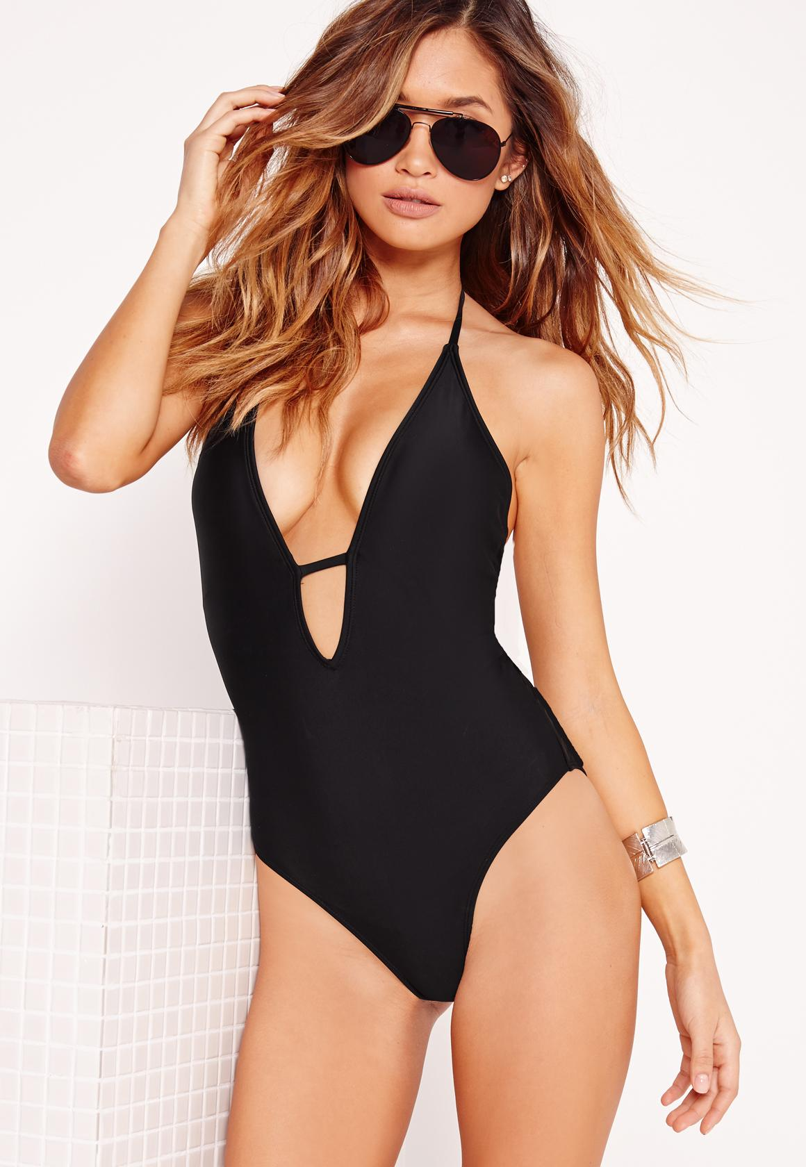 Black swimsuit is a vital piece of your mid-year closet