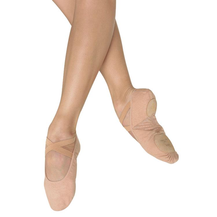 bloch pro arch ballet slippers OZXLJOI