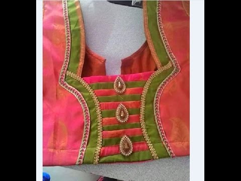 blouses designs latest blouse designs for ocassion wear neck designs ZWGKGNV