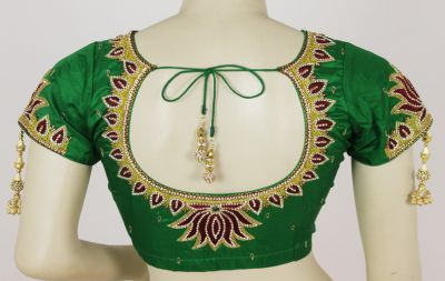 blouses designs saree blouse 16 JGDVKUE