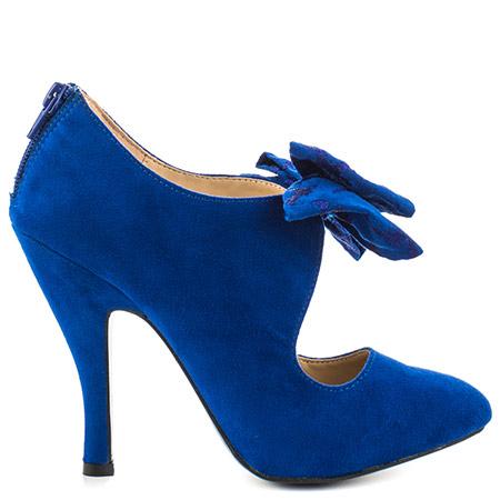 blue heels mojo moxy elsa - royal TUBQCHV