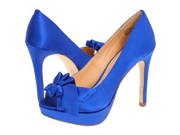 blue shoes .. what do you think? BQBGMDC