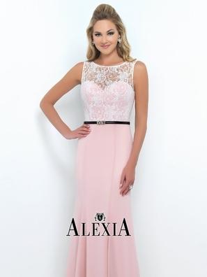 blush prom dresses classic; alexia designs ZPQWBSS