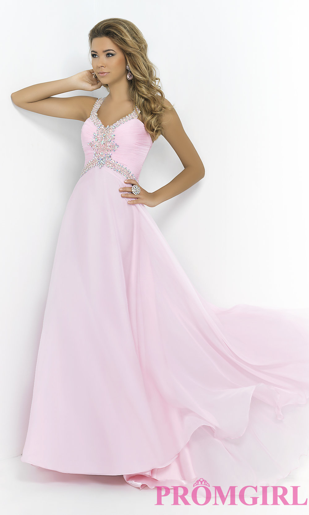 blush prom dresses hover to zoom MOKLIDZ