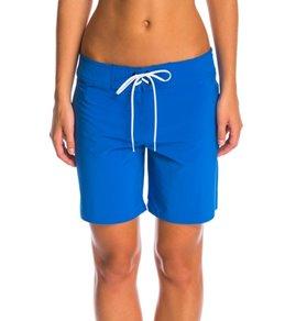 board shorts for women sporti womenu0027s 4-way stretch performance board short JSHVHNO