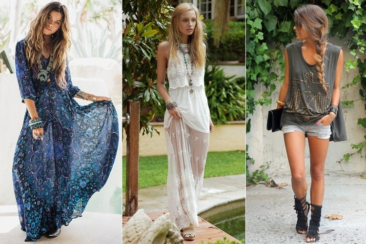 bohemian clothing boho clothing alert! 10 ways you can imitate bohemian style for the indian  summer BTXZJJJ