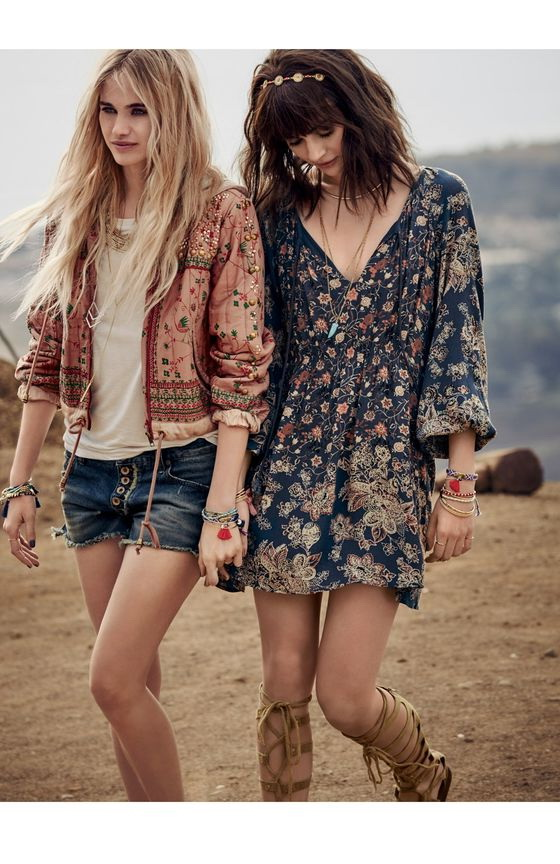bohemian style another great way to underline your bohemian spirit is to try on a floral HELJVBD