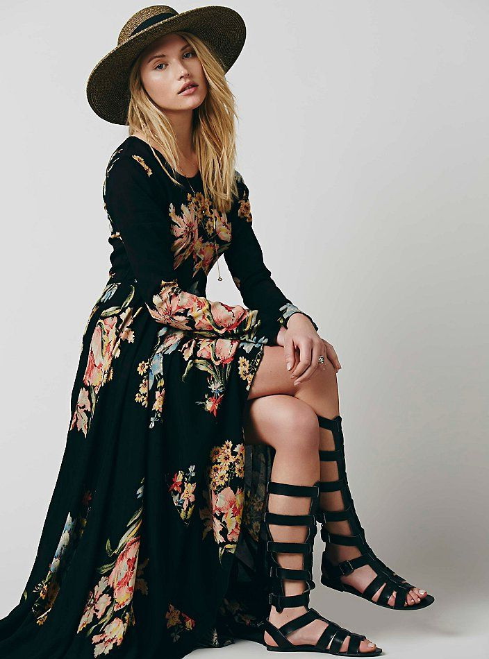 bohemian style the new bohemian - how to wear boho clothing TUQNKTM