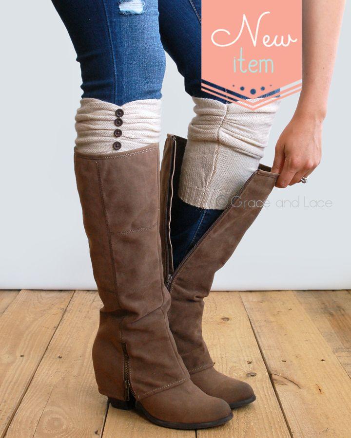 boot socks ruched boot cuffs™ KJGCFHV