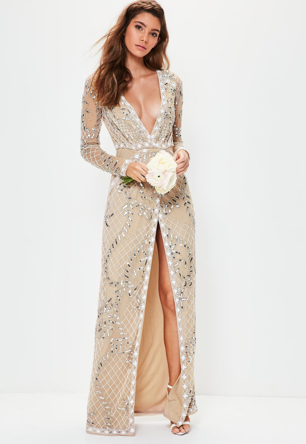 Embellished maxi dresses a perfect choice for all