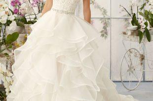 brides dresses bridal ECQYEGU