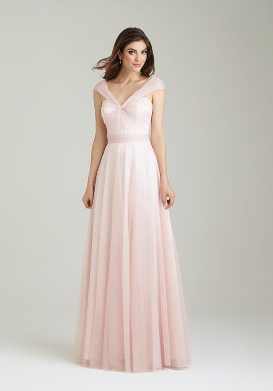 An exclusive bridesmaid wedding dresses