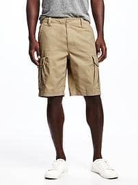 broken-in cargo shorts for men (10 IRNWMHG