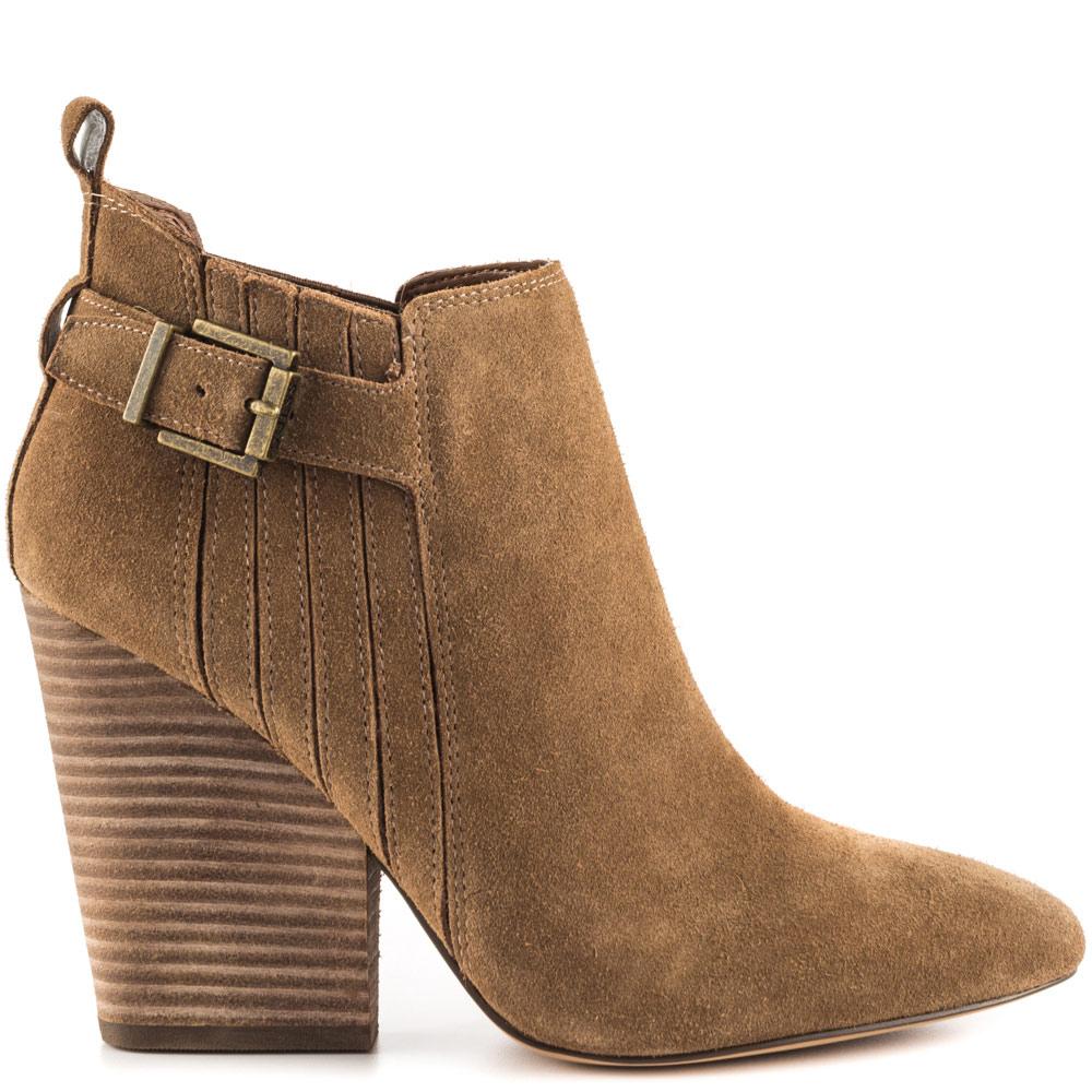 brown heels nicolo - light brown suede main view HXSXAVP