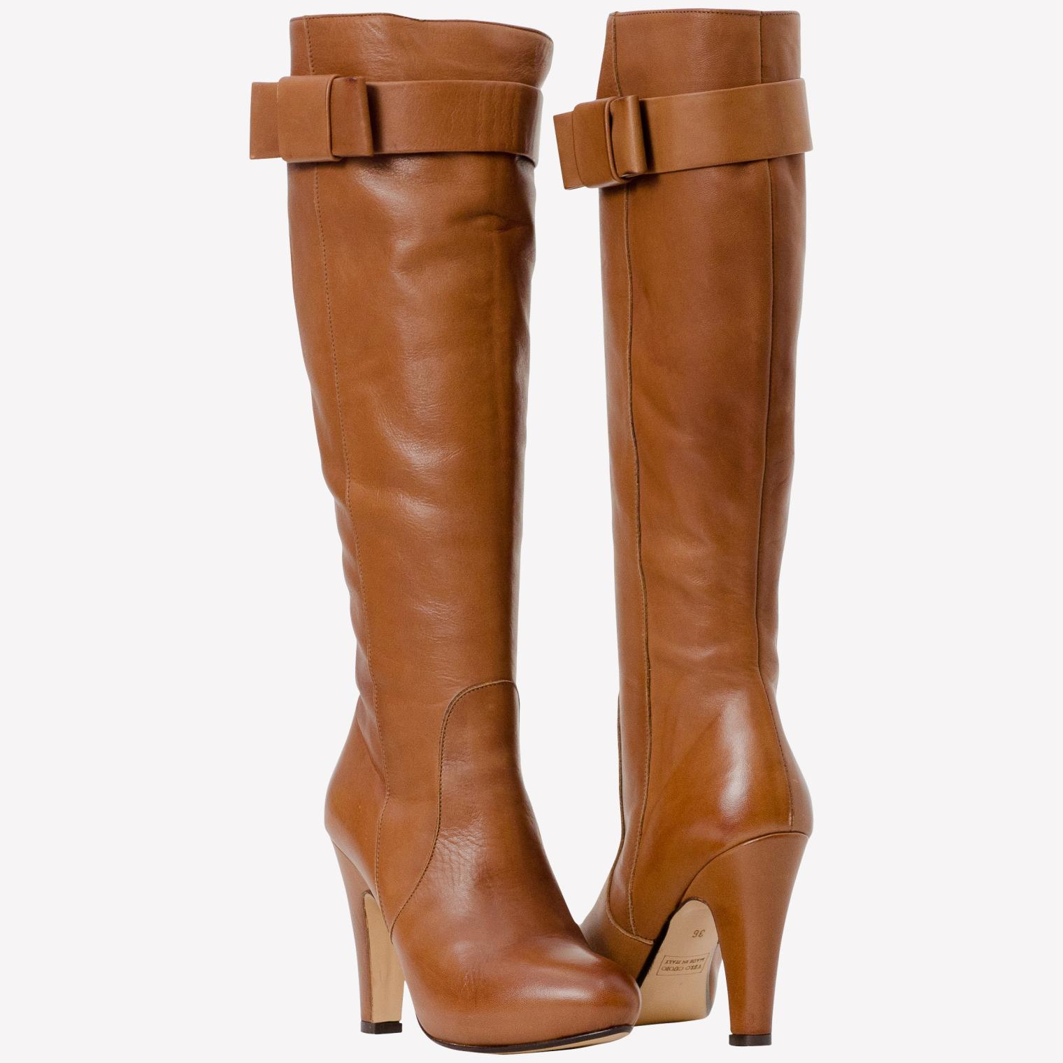 brown leather boots tall tan boots with heels for women | marion beige tan tall leather boots | GJSRPIY