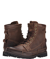 brown leather boots timberland - earthkeepers® rugged original leather 6 NXPJCPJ