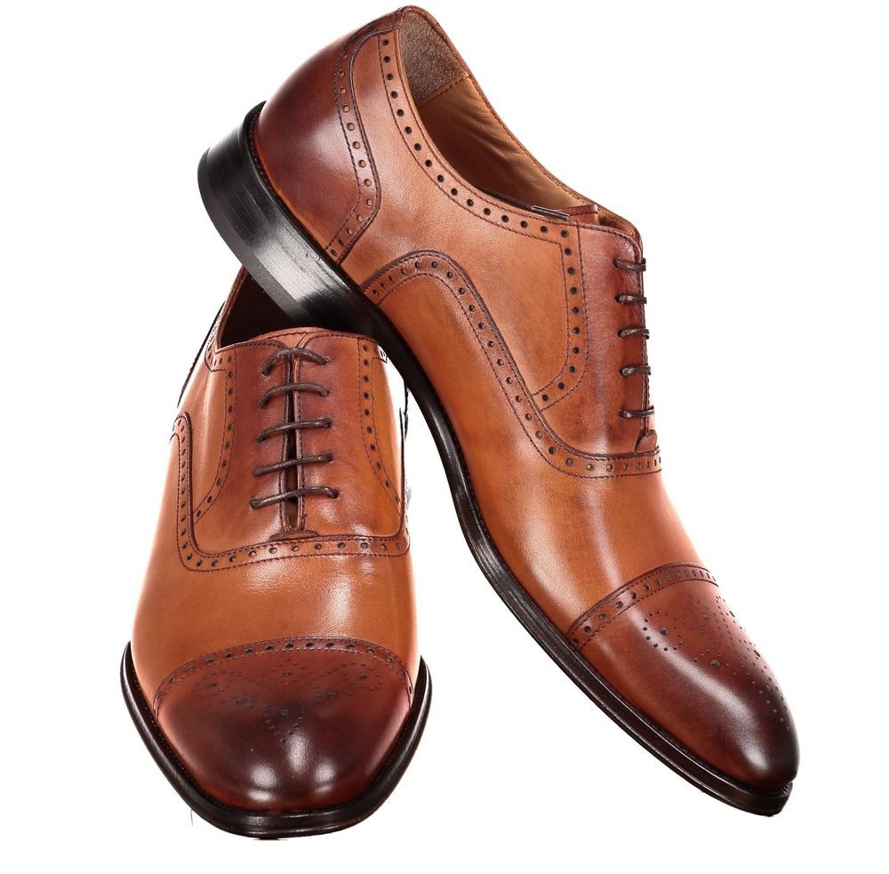 brown leather shoes XPAKQXW