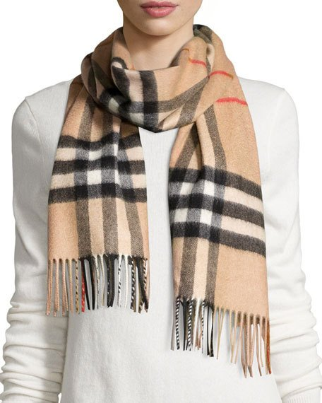 Pros of buying a cashmere scarf