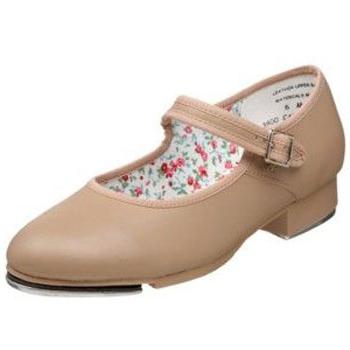 capezio shoes capezio childu0027s mary jane tap shoes - caramel YIQUYIV