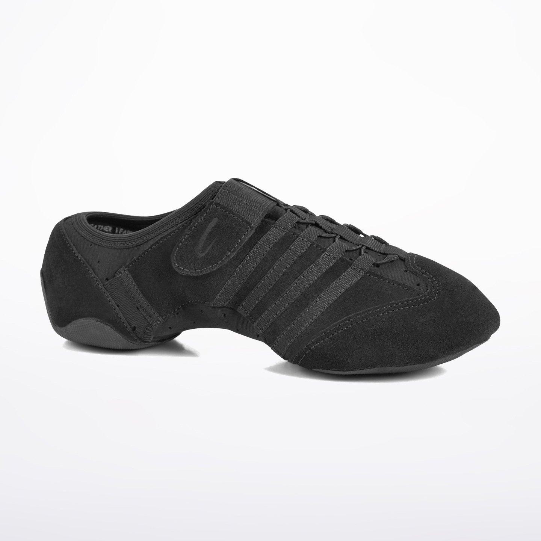 capezio shoes capezio jag split sole sneaker jazz shoe black #2. ZRGHOOT