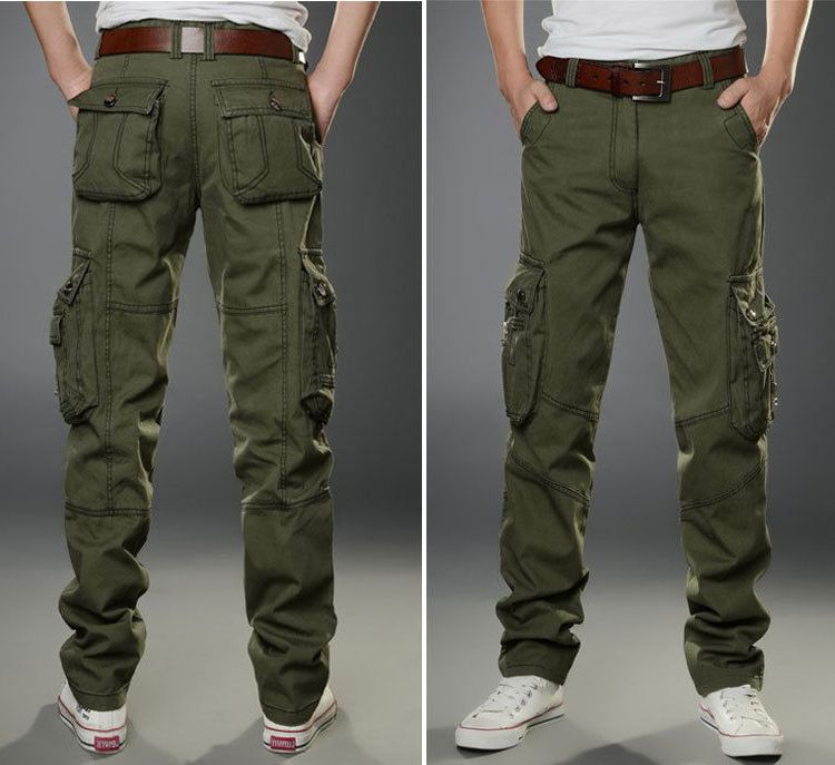 Tips for styling cargo pants for men