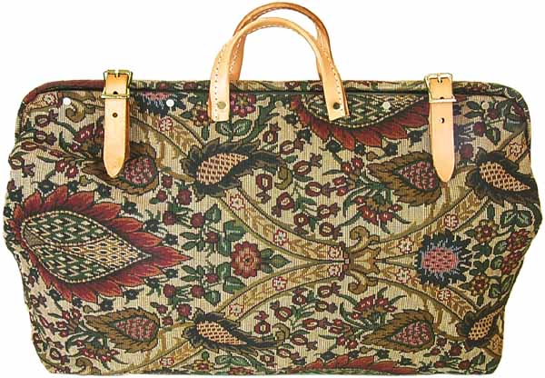 carpet bags a creative idea KFDCRUP