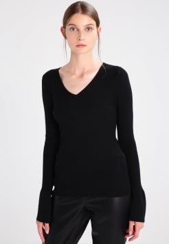 cashmere jumpers dkny - jumper - black GAKVCXY