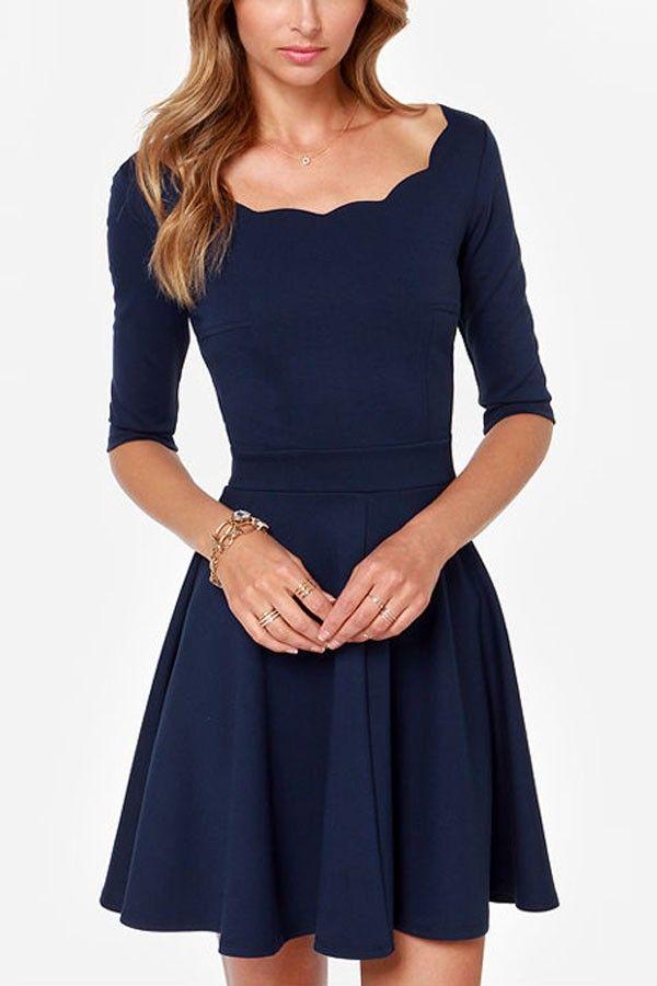 Stylish casual dress
