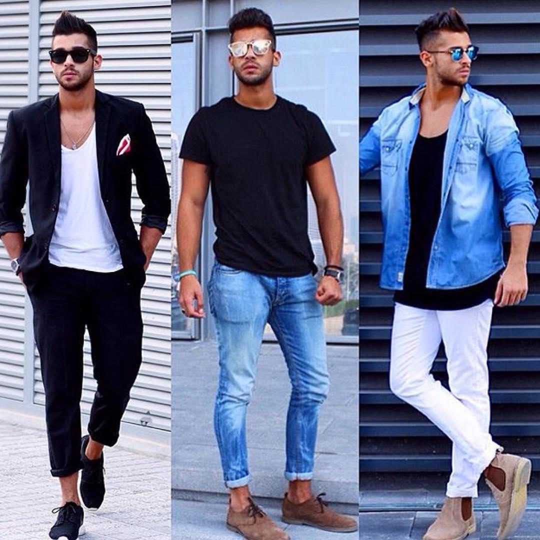 casual wear for men: todayu0027s top trends NOKJZJP