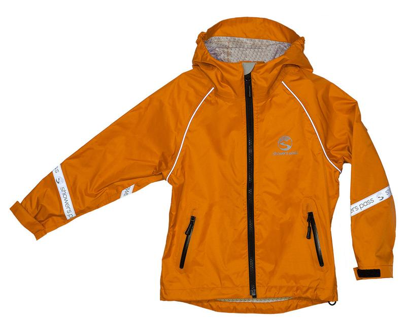 childrenu0027s little crossover rain jacket SPVIQSD