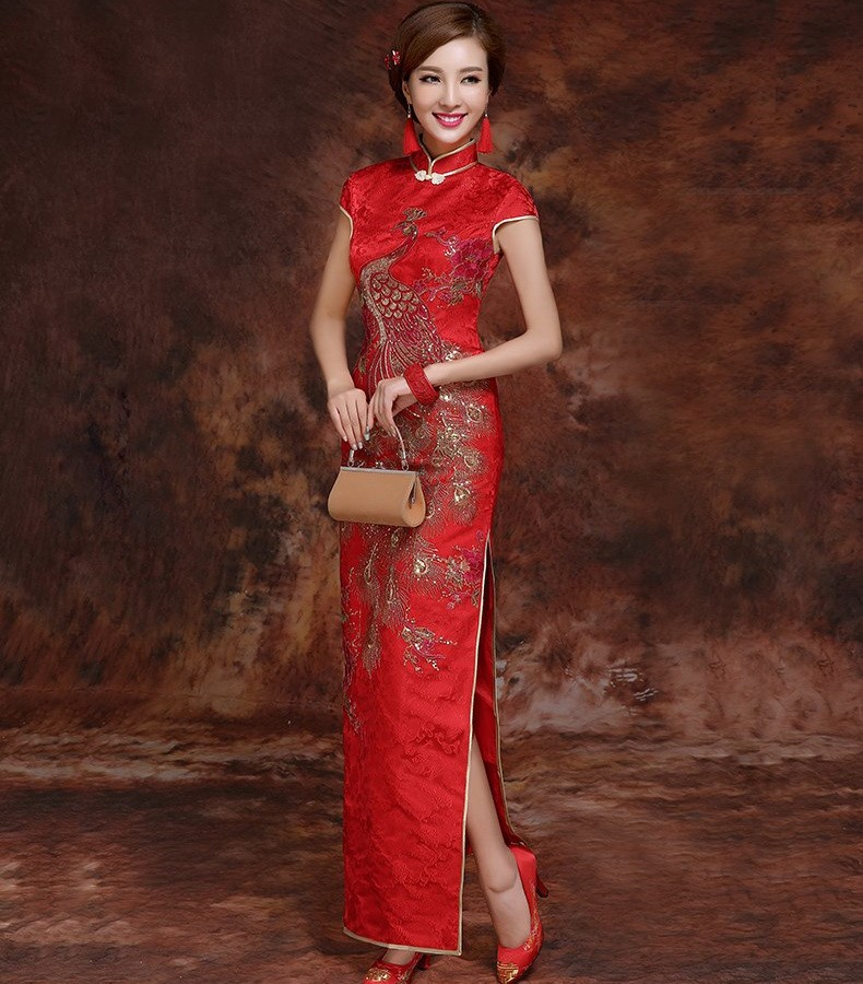 Chinese wedding dress- what's new in it?