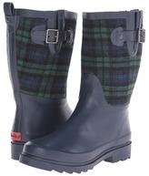 chooka rain boots chooka euro plaid mid NDWSZWF