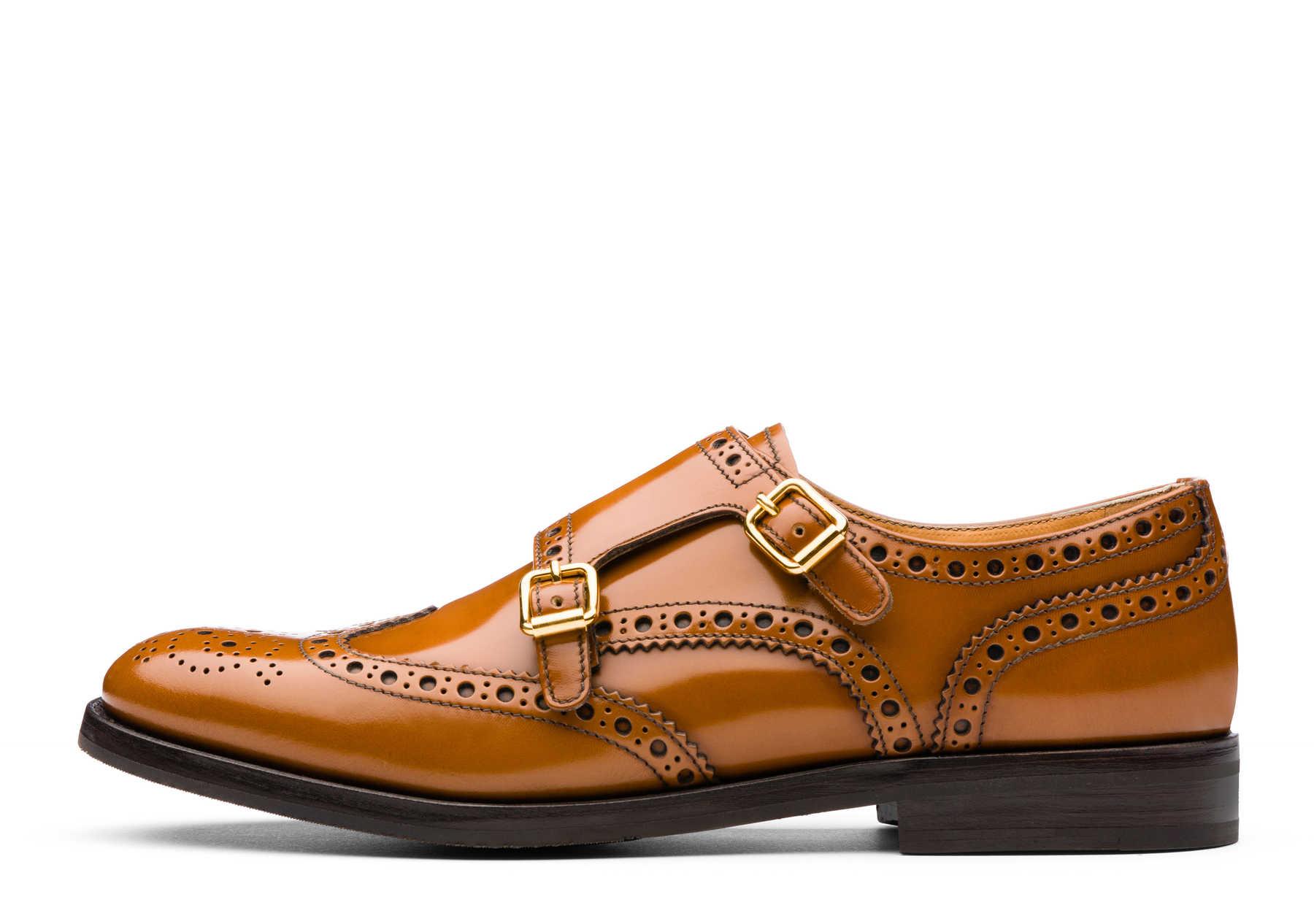 church shoes lana r polished binder UGUBVGK