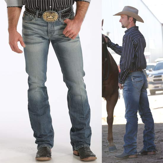 The leader of western outfit and comfort cinch jeans