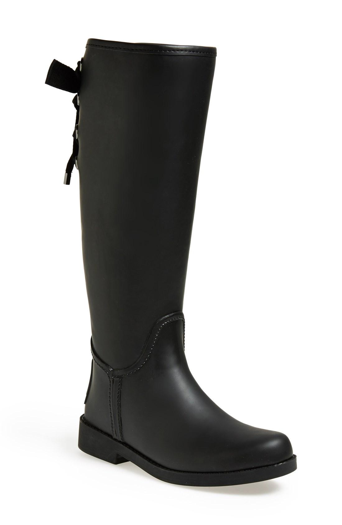 coach u0027tristeeu0027 waterproof rain boot | nordstrom ORVIERJ